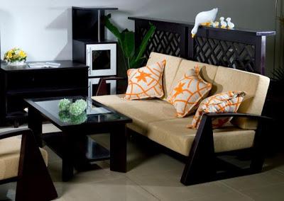 mẫu bàn ghế sofa gỗ số 7