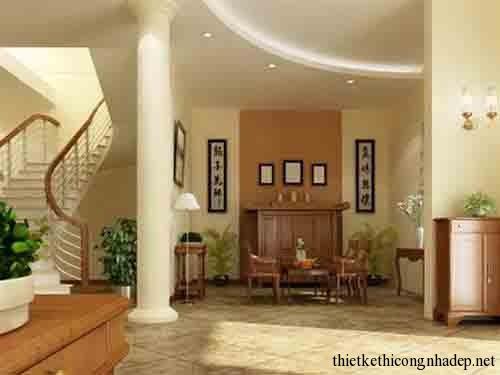 Tư vấn thiết kế nội thất phòng thờ cúng