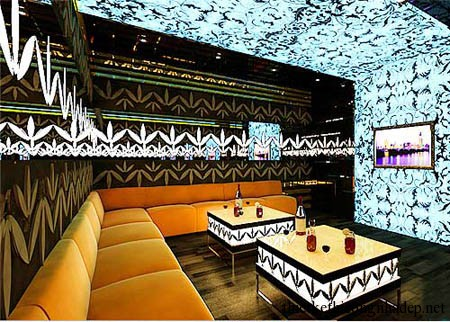 mẫu sofa phòng hát karaoke số 3