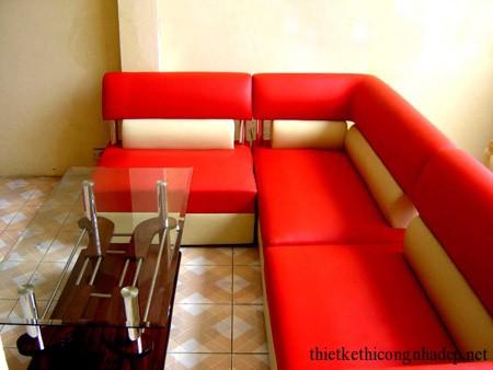 mẫu sofa phòng hát karaoke số 5