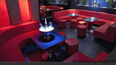 mẫu sofa phòng hát karaoke số 6