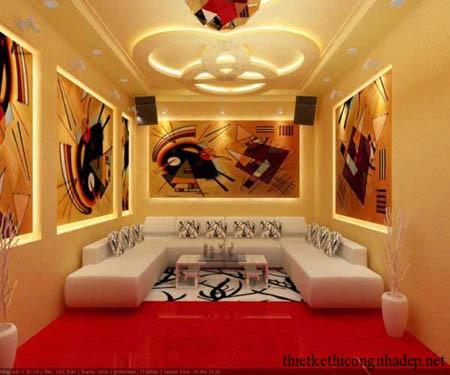 mẫu sofa phòng hát karaoke số 7