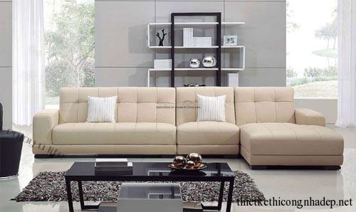 mẫu ghế sofa phòng khách gia đình số 10