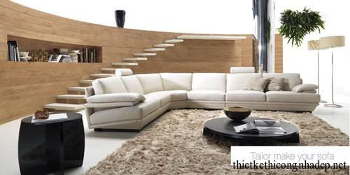 Sofa phòng khách gia đình
