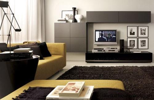 mẫu ghế sofa phòng khách gia đình số 6