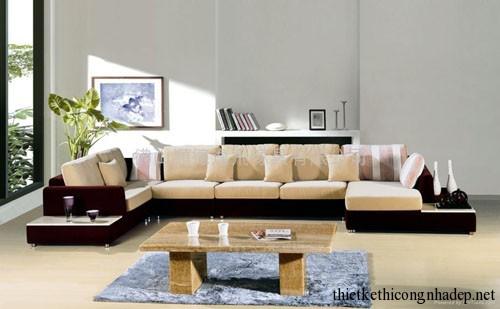 mẫu ghế sofa phòng khách gia đình số 8