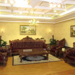 Mẫu bàn ghế sofa cổ điển cao cấp hiện đại