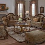 Sofa gỗ cổ điển 2
