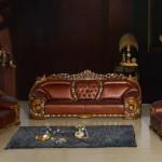 Sofa gỗ cổ điển 8
