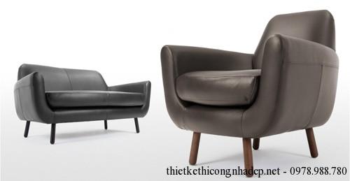 9 mẫu thiết kế sofa văng sofa đôi cho phòng khách