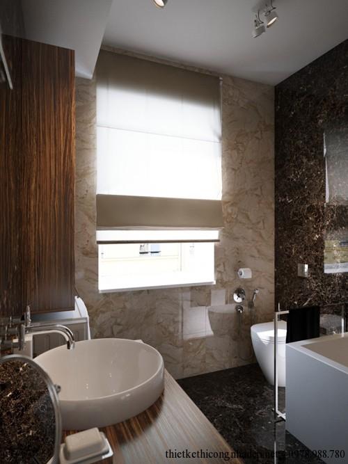 Bồn rửa mặt của phòng vệ sinh