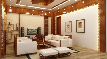 Thiết kế nội thất chung cư tòa 34T Trung Hòa Nhân Chính