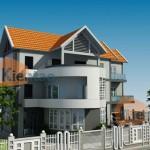 Thế đất phong thủy và hình dạng ngôi nhà
