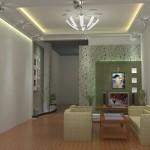 Thiết kế nội thất nhà phố 3 tầng nhỏ đẹp 5x15m