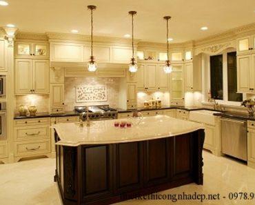 Đèn chiếu sáng phòng bếp