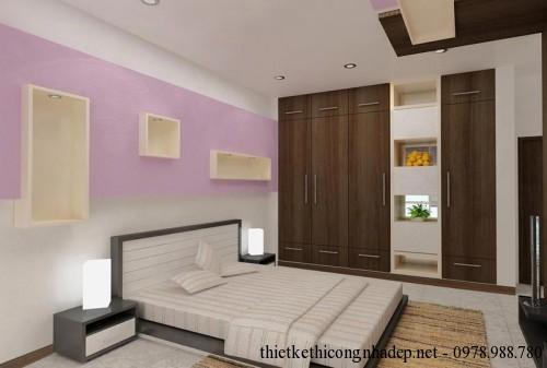 Phòng ngủ của con gái