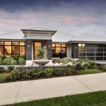 Thiết kế nhà biệt thự sân vườn 1 tầng đẹp 13x22m