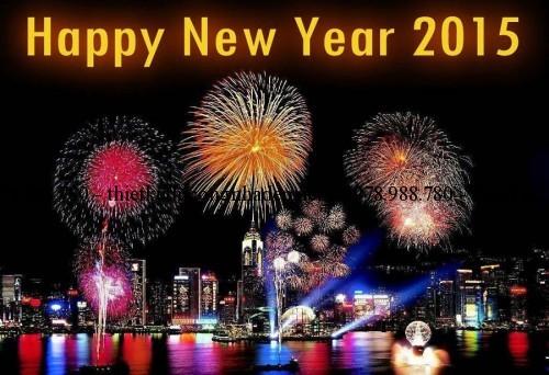 Chúc mừng năm mới năm Ất Mùi 2015