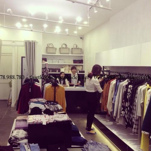 Cửa hàng quần áo thời trang
