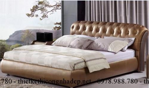 Mẫu giường ngủ số 41