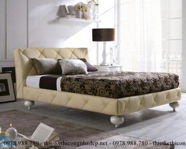 Mẫu giường ngủ số 43