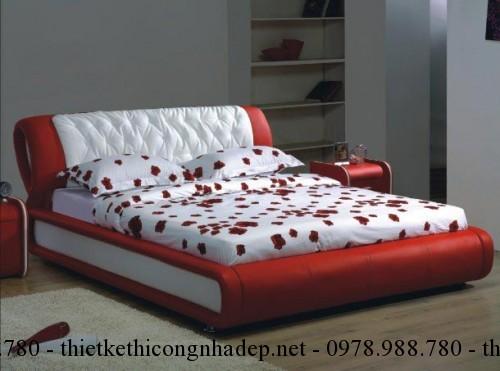 Mẫu giường ngủ số 44