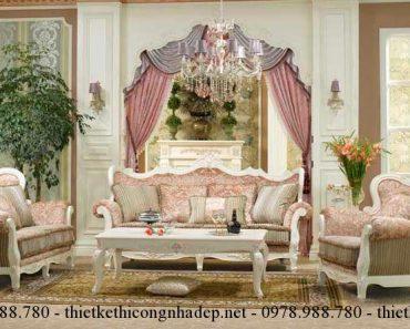Mẫu sofa cổ điển số 1
