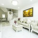 Thiết kế thi công mẫu nội thất nhà đẹp 30m2 giá 2 tỷ