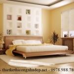 Thiết kế và bài trí phòng ngủ, giường ngủ theo thuật phong thủy