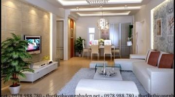 Thiết kế phòng khách đẹp và hợp phong thủy