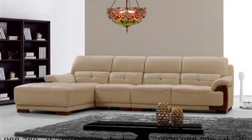 Làm sạch ghế sofa da phòng khách bằng những cách đơn giản
