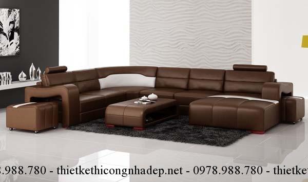 Cách chọn sofa phòng khách đẹp cho không gian sống
