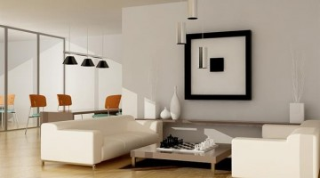 Trang trí phòng khách đẹp và hợp phong thủy