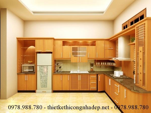 hình minh họa cho tám bếp