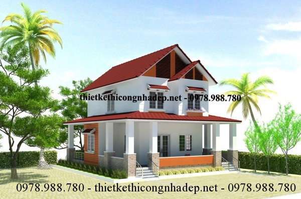 biệt thự Country House 10x12m