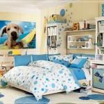 Thiết kế nội thất phòng ngủ cho bé với những gam màu tươi sáng
