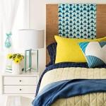 Thiết kế nội thất phòng ngủ với gam màu ấm áp