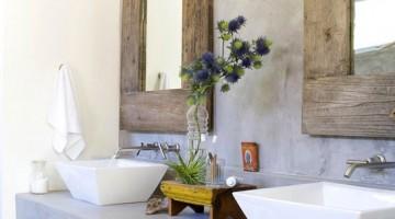 Thiết kế nội thất phòng tắm cho chung cư nhỏ
