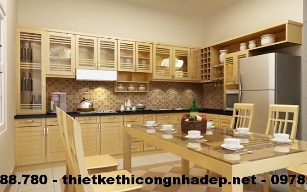 Hình minh họa cho một trong 8 phương vị bếp