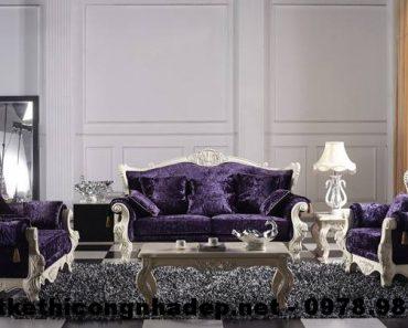 Ghế sofa cổ điển SCD21