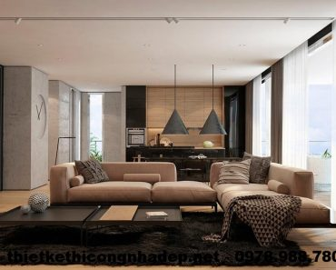 Sofa chung cư cao cấp