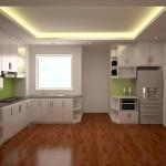 Báo giá thi công nội thất chung cư, giá thi công nội thất