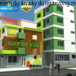 Thuyết minh dự án đầu tư xây dựng trường học