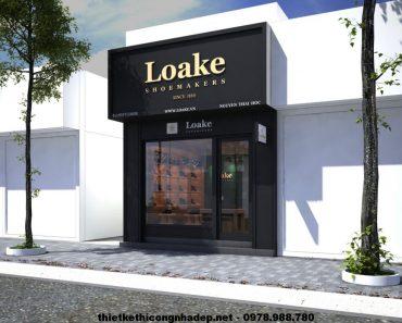 Mặt tiền Loake Shop