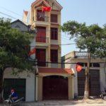 Thiết kế nhà mặt phố đẹp, nhà phố 4 tầng mái thái NDNP4T2
