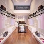 Thiết kế shop thời trang, thiết kế shop quần áo NDTKS1