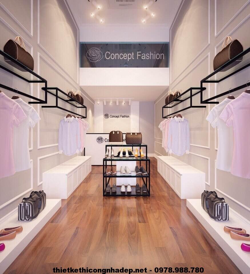 Shop thời trang NDTKS1