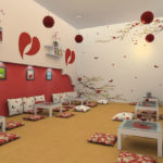 Thiết kế quán cafe bệt, mẫu thiết kế quán cafe đẹp NDCF2