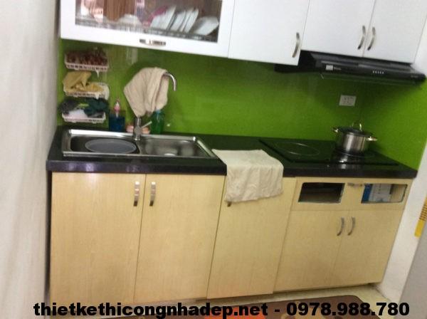 Tủ bếp dưới NDNC411