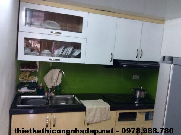 Tủ bếp trên NDNC411